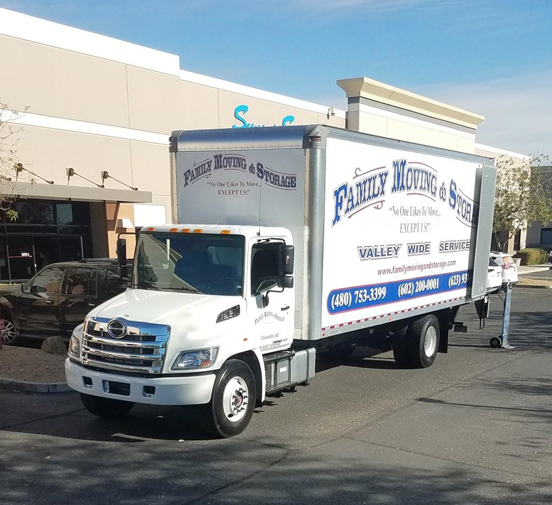 The Best Local Moving Company in Ahwatukee AZ - Family Moving and Storage